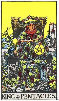 King ofPentacles