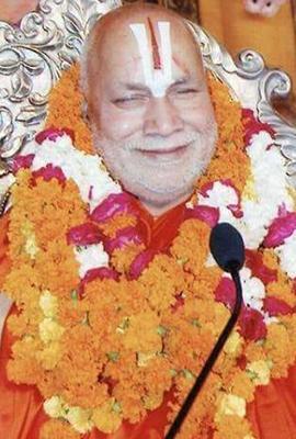 Jagadguru Sri Rambhadracharya Ji
